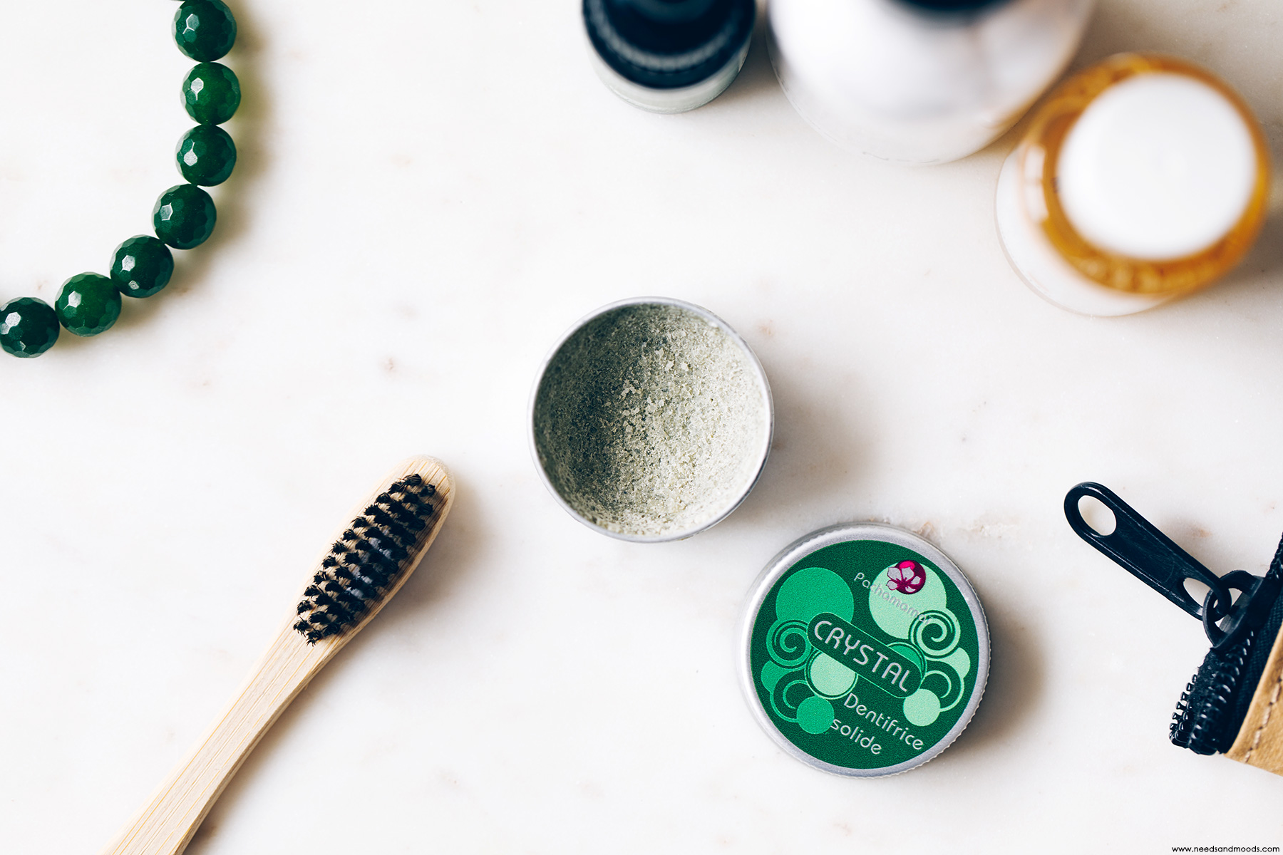 dentifrice solide zero dechet