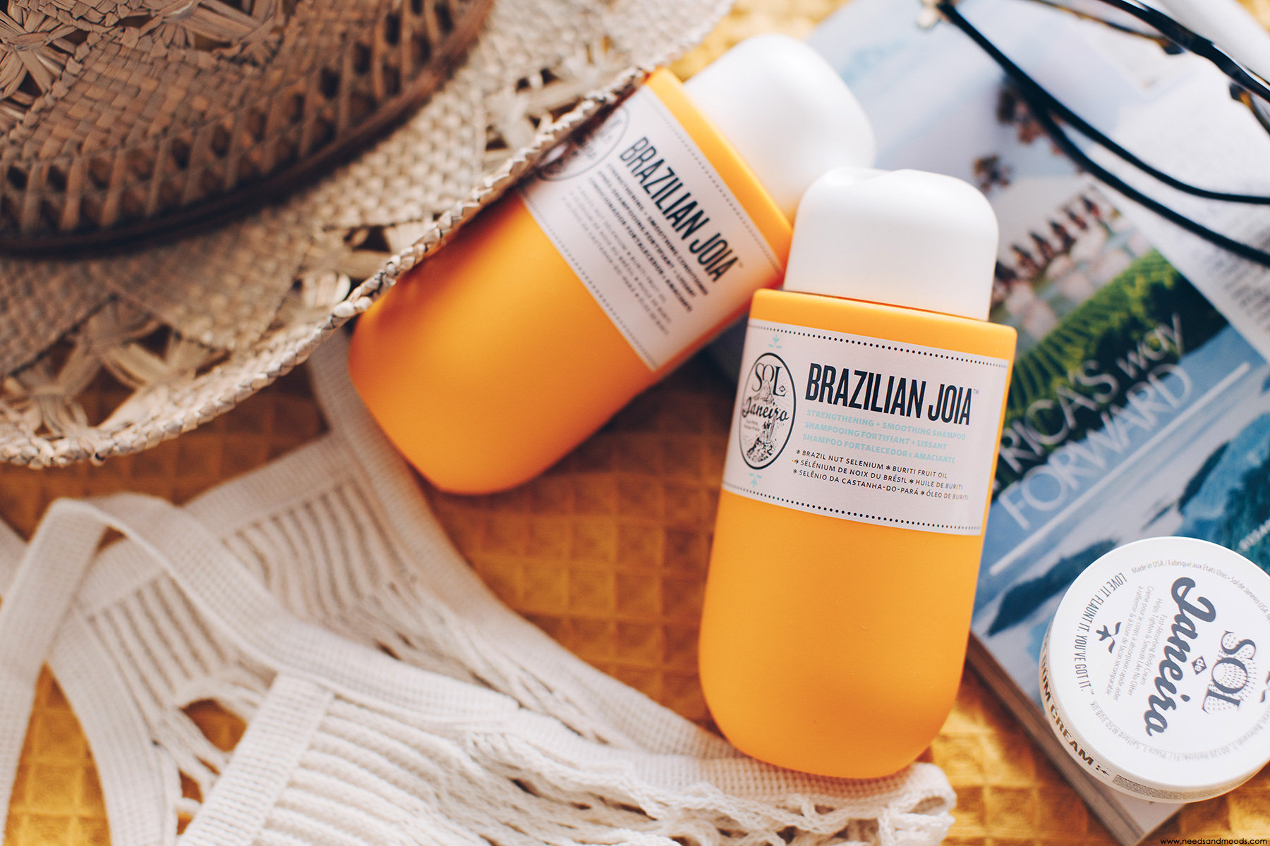 sol de janeiro brazilian joia avis shampoo conditioner