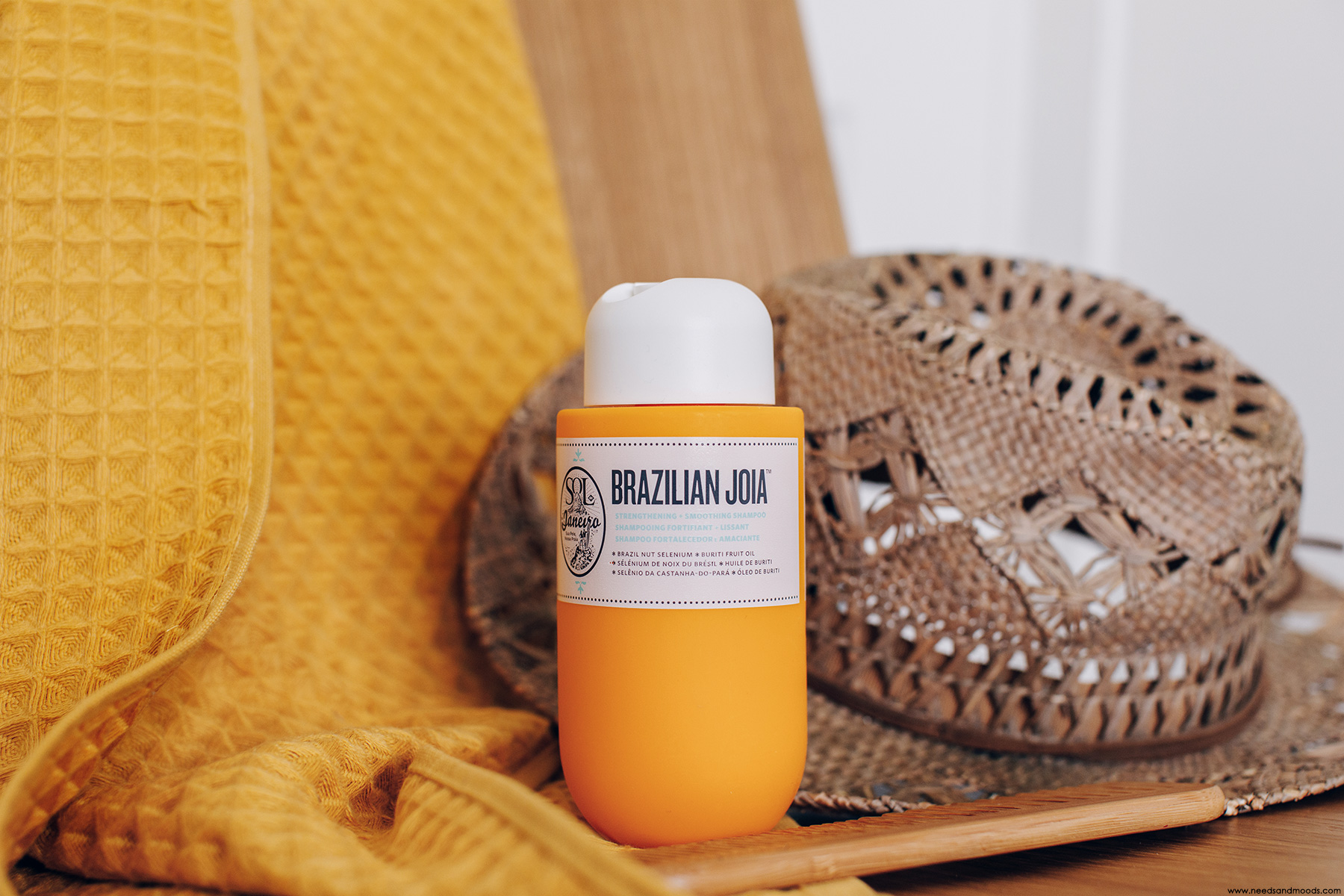 sol de janeiro brazilian joia shampoo avis