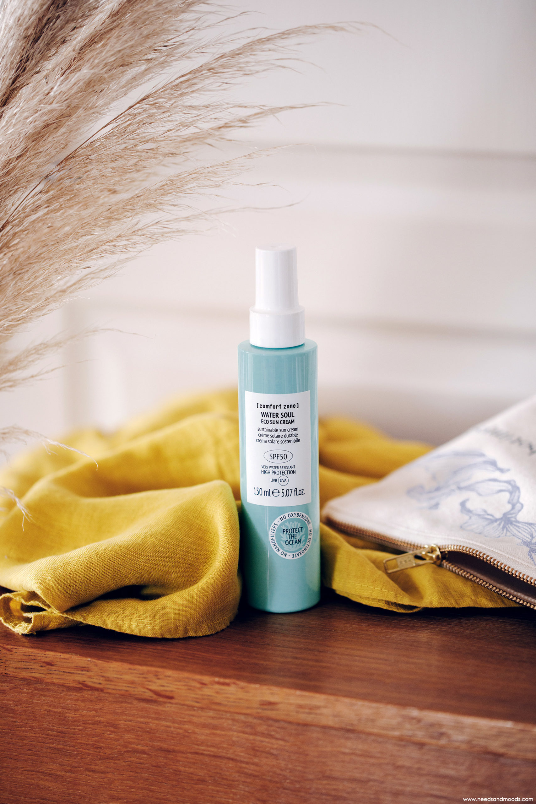 Comfort Zone Water Soul Eco Sun Cream
