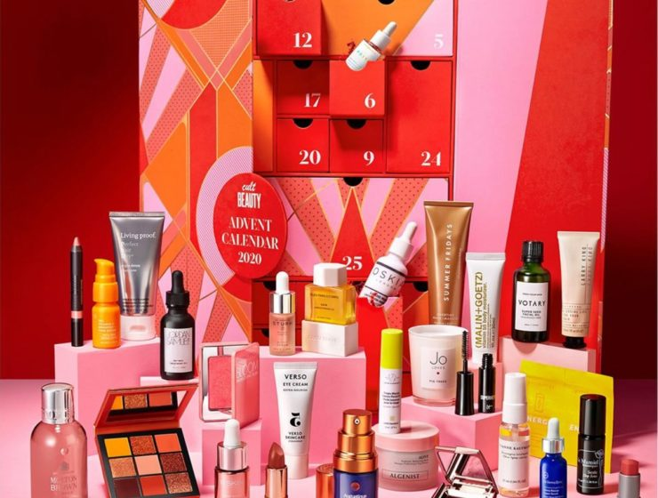 calendrier avent beaute 2020 cult beauty