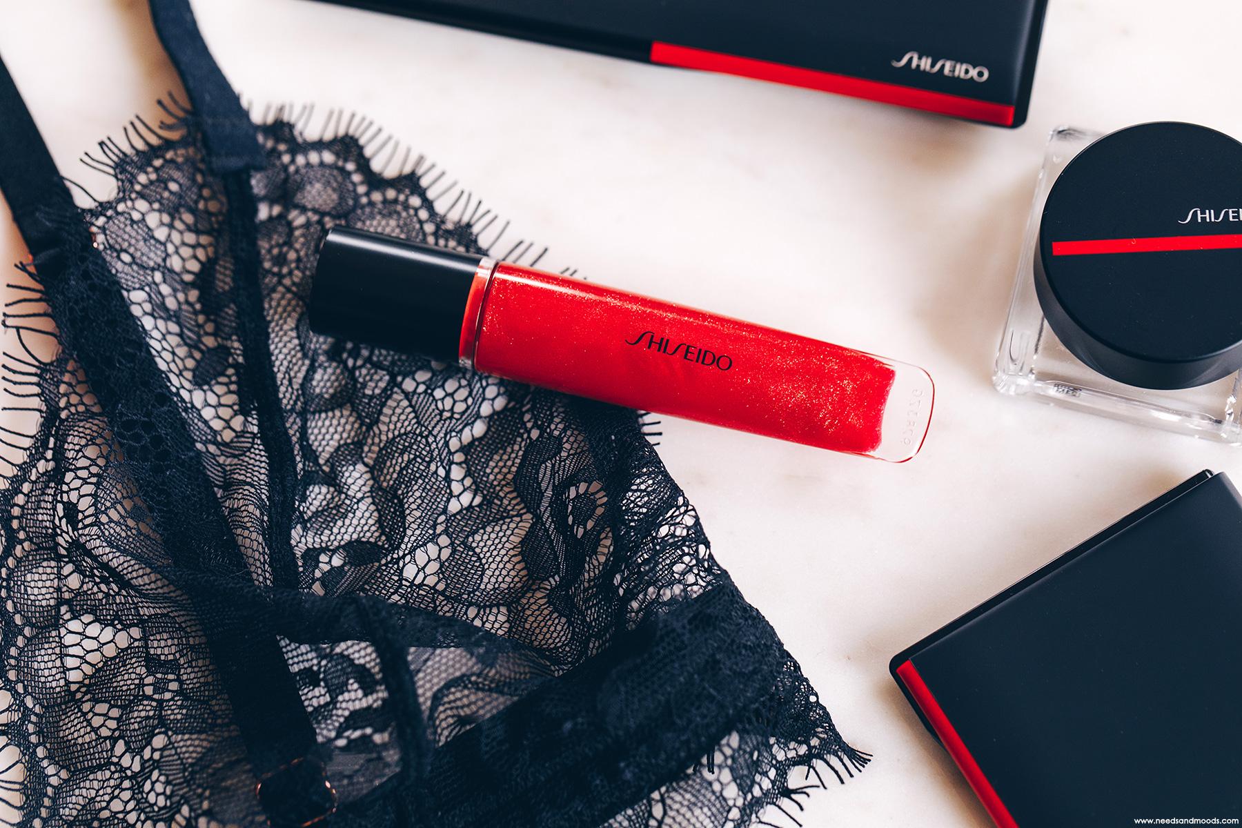 gloss gel lumiere shiseido