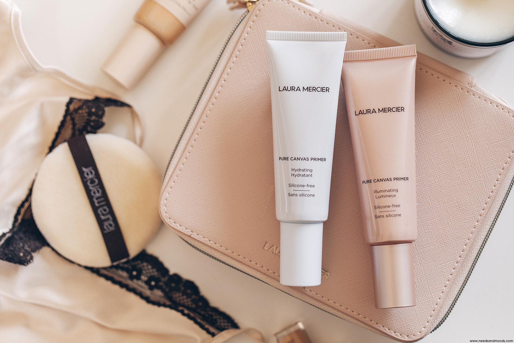 laura mercier pure canvas primer avis