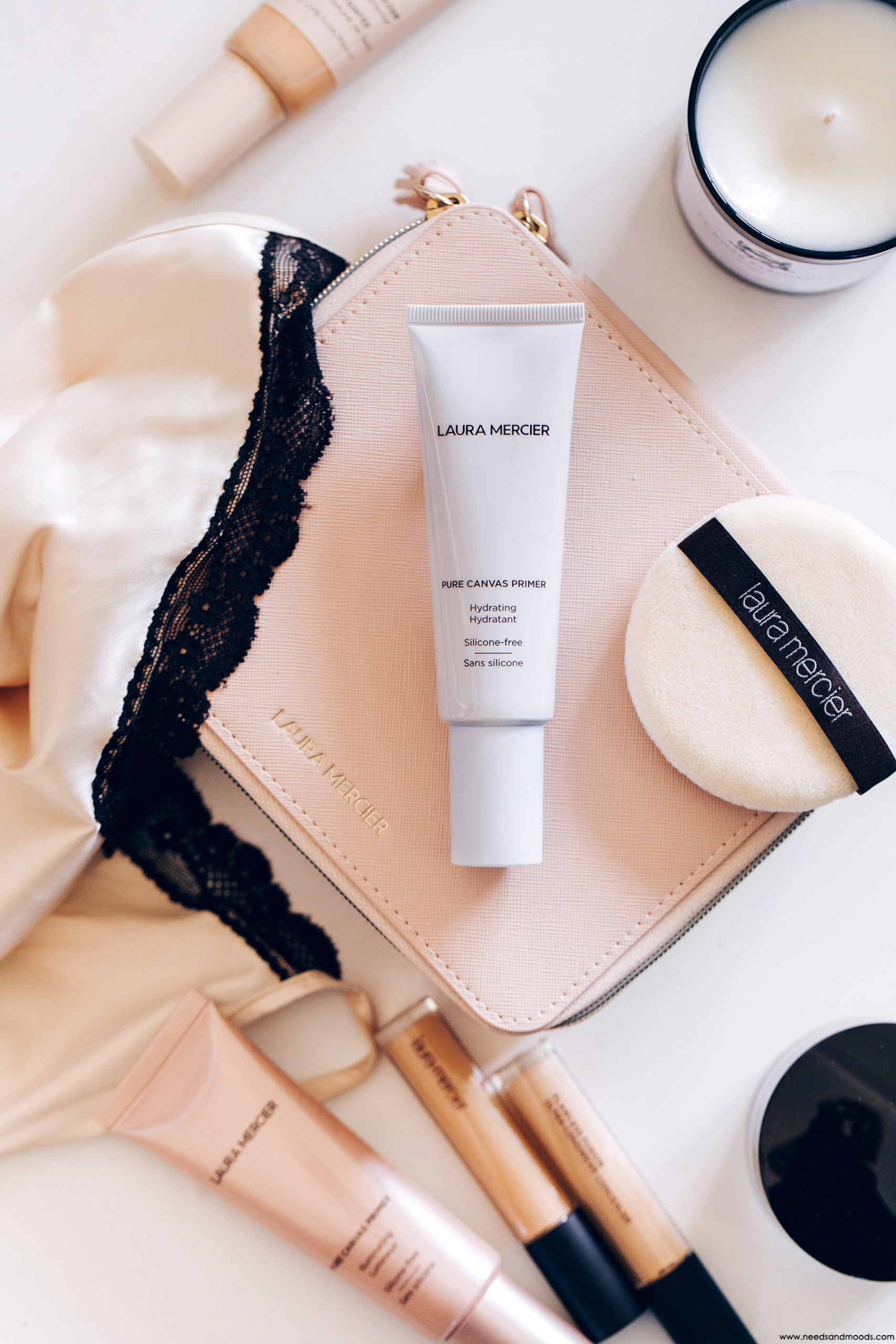 laura mercier pure canvas primer hydrating avis