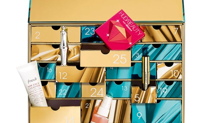 calendrier de lavent sephora multimarques 2020