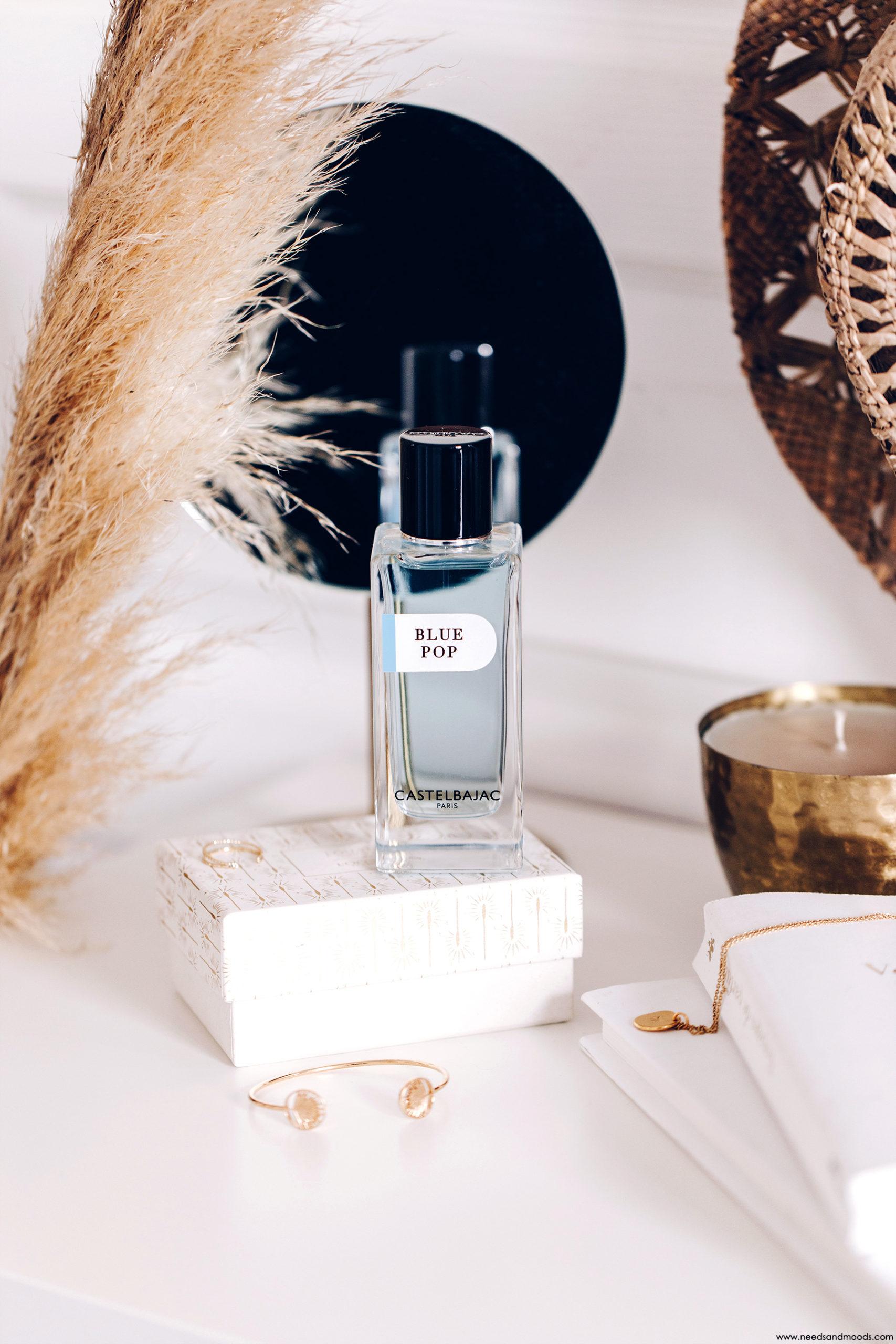 castelbajac parfum blue pop