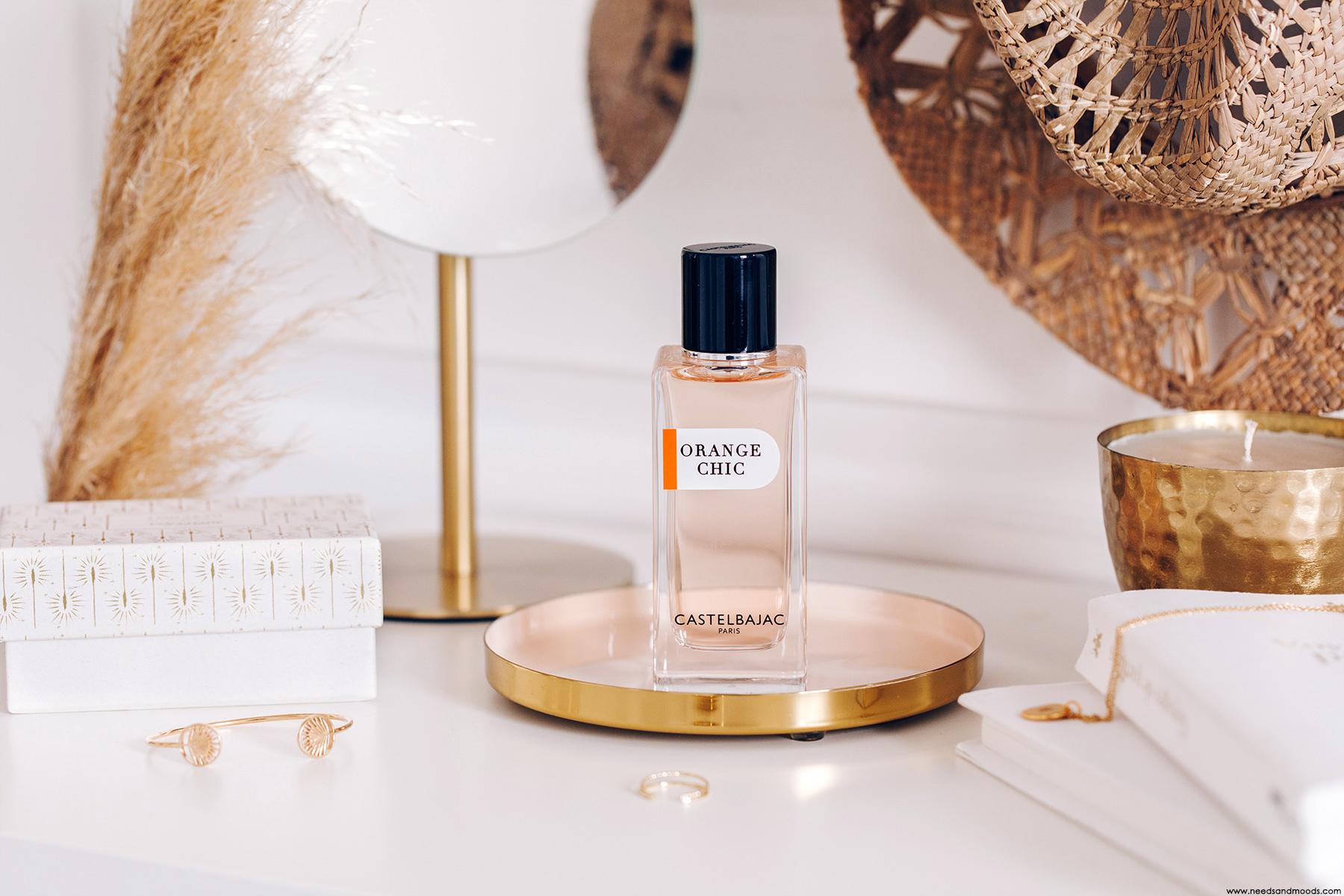 castelbajac parfum orange chic
