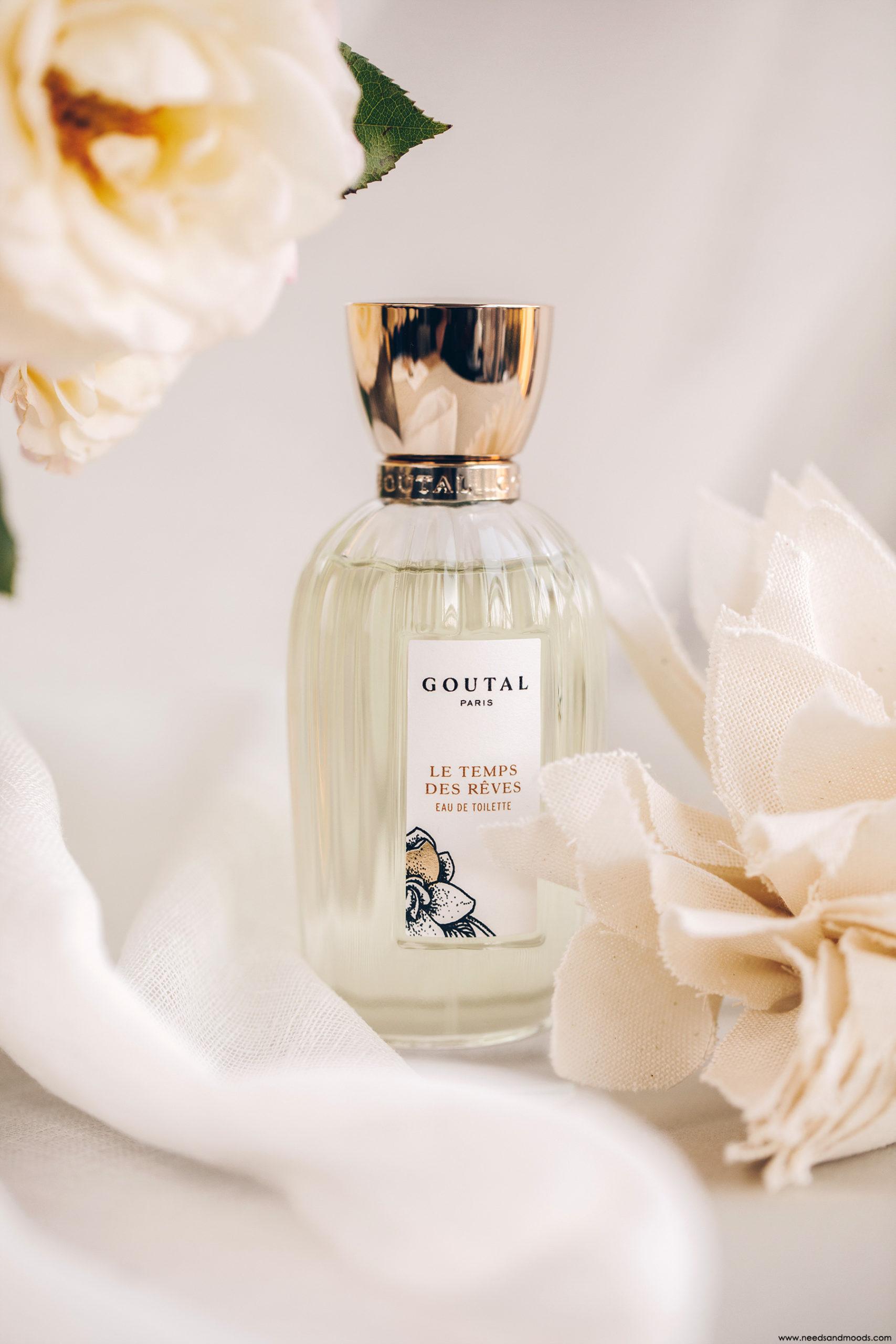 goutal le temps des reves parfum