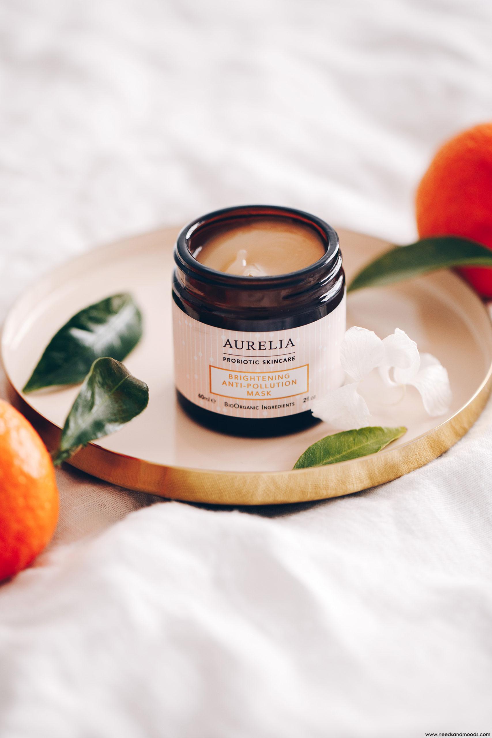 aurelia probiotic masque anti-pollution