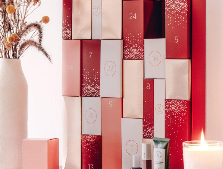contenu du calendrier de lavent loreal multi marques 2020