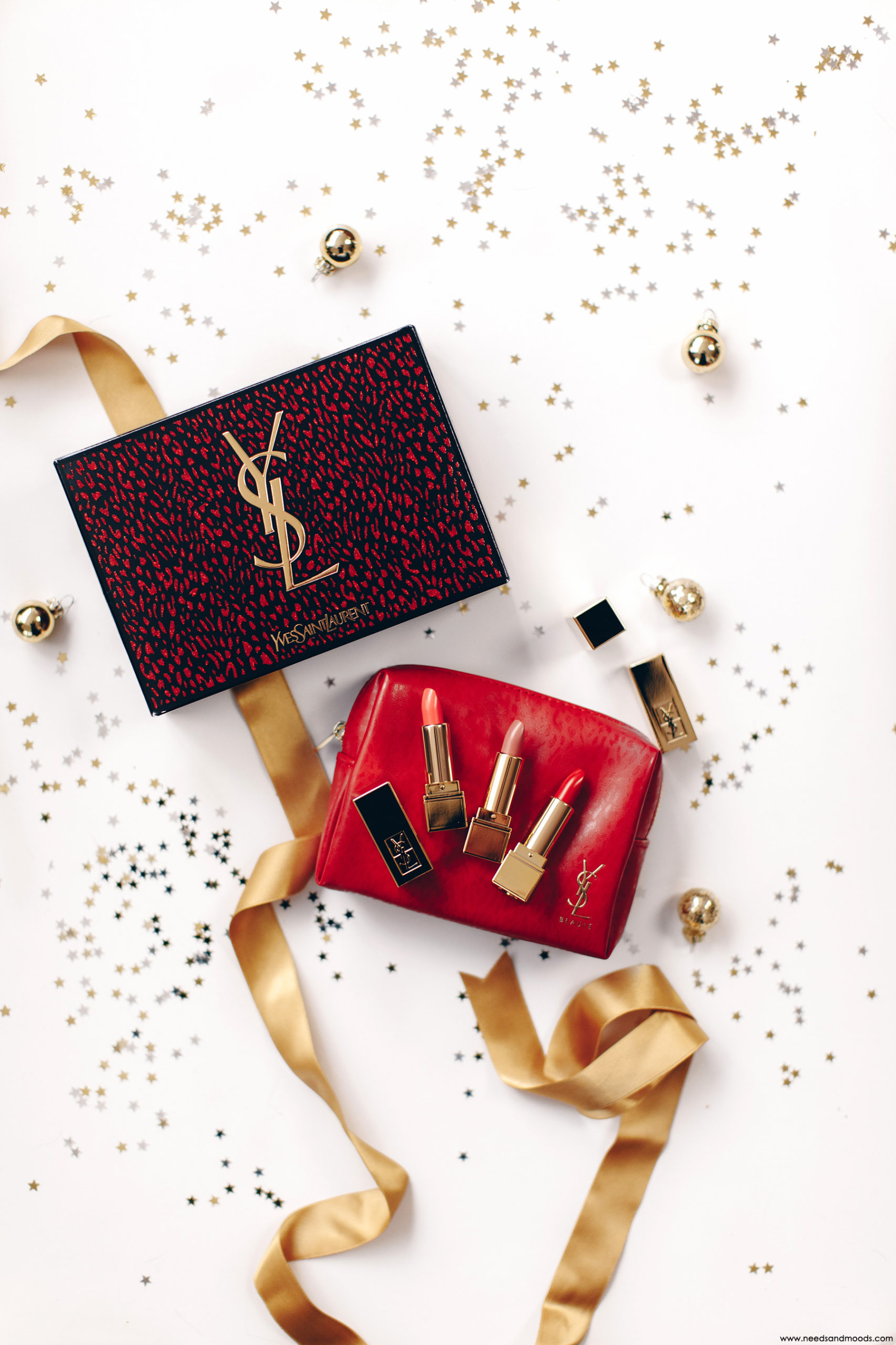 rouge pur couture ysl beauty coffret