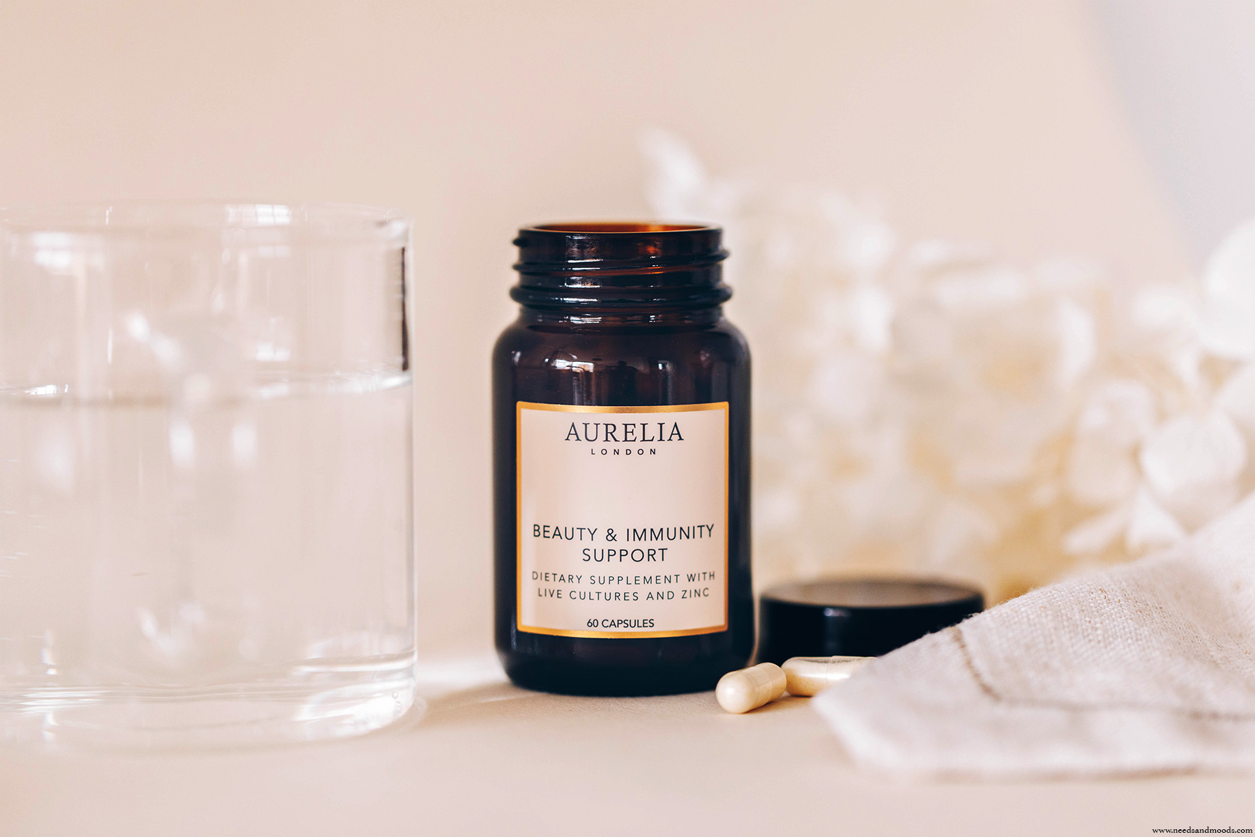 aurelia london beauty immunity support