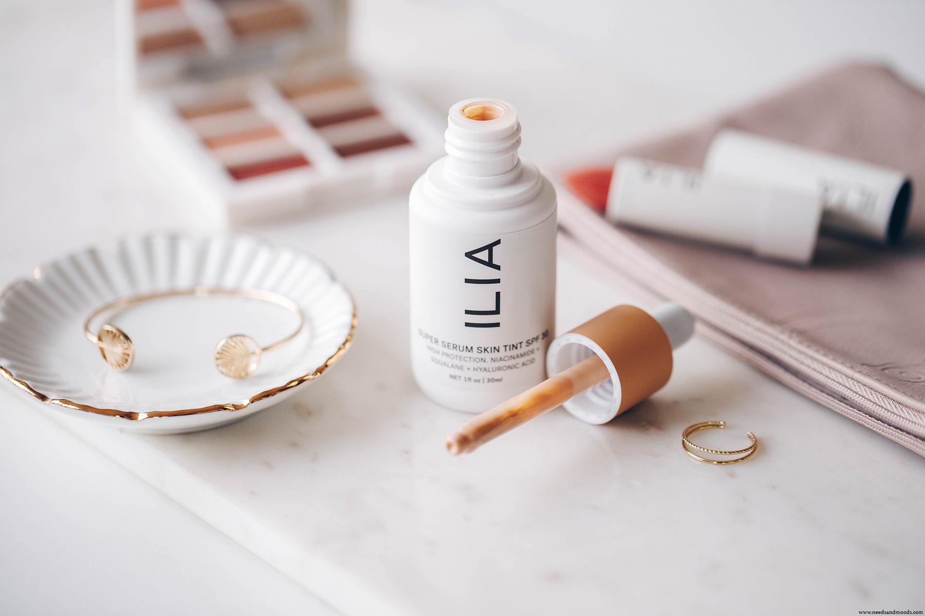 ilia super serum skin tint test avis
