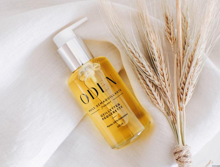 oden huile demaquillante nettoyante avis