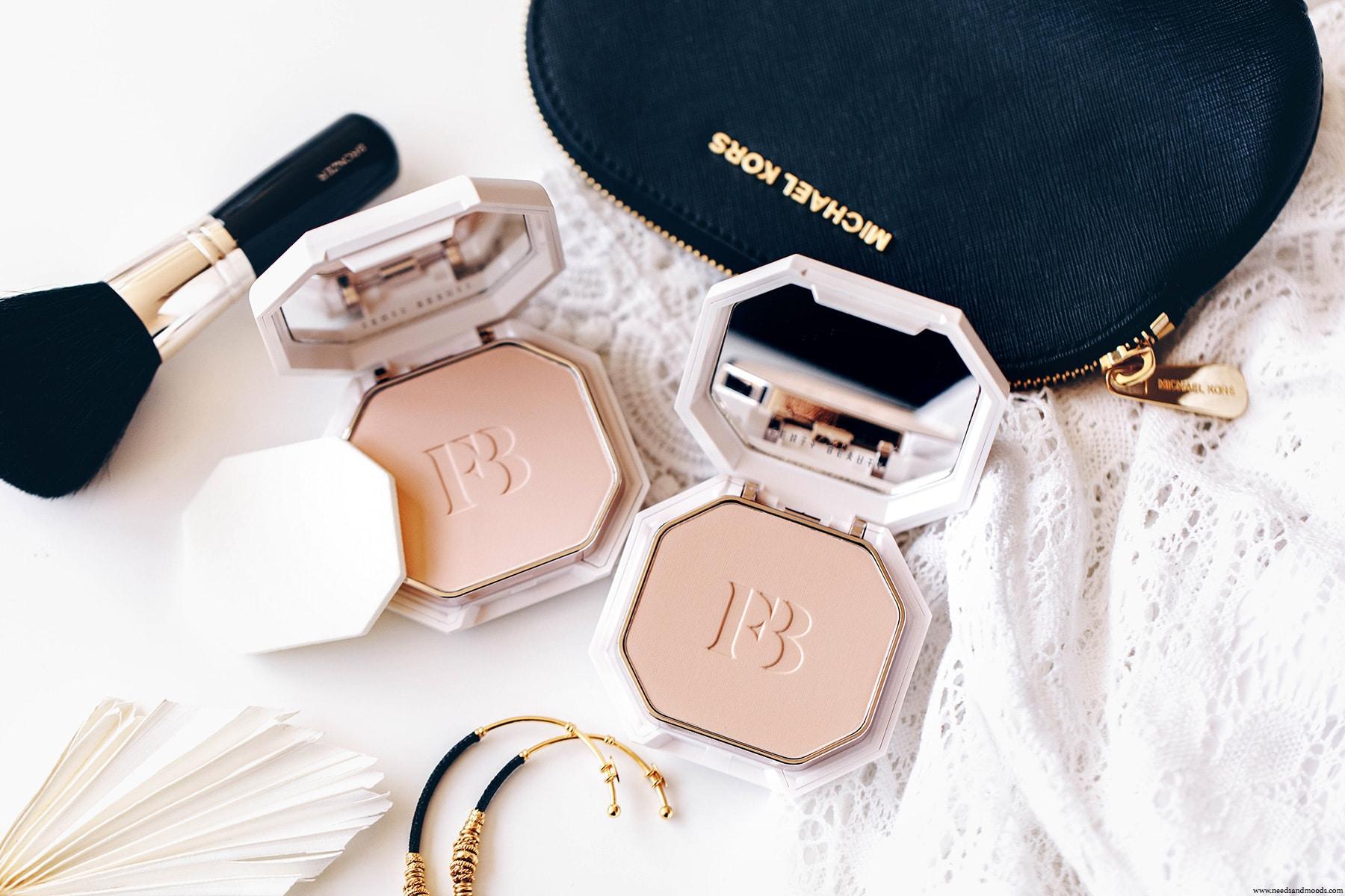 fenty beauty pro filt'r soft matte powder foundation avis