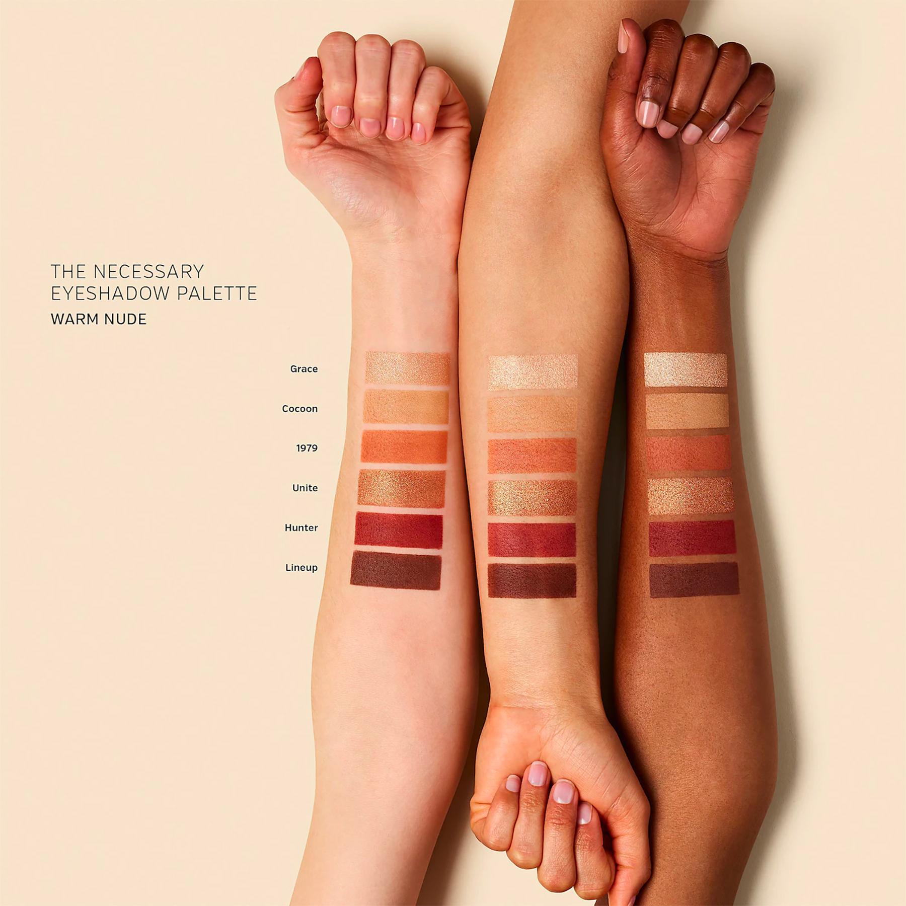 ilia-necessary-eyeshadow-palette-warm-nude-swatch