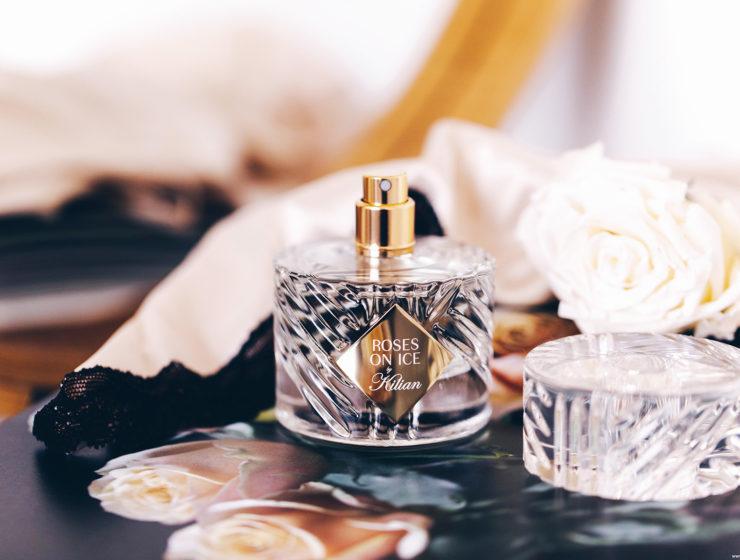 kilian parfum roses on ice