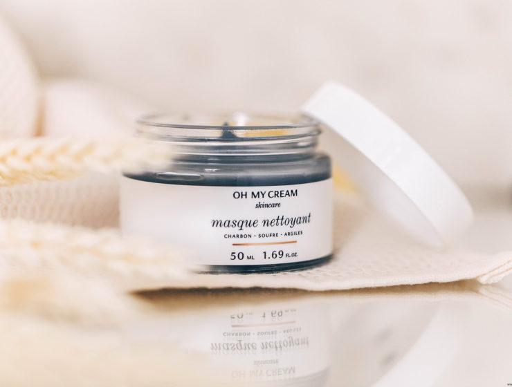 oh my cream skincare masque nettoyant avis