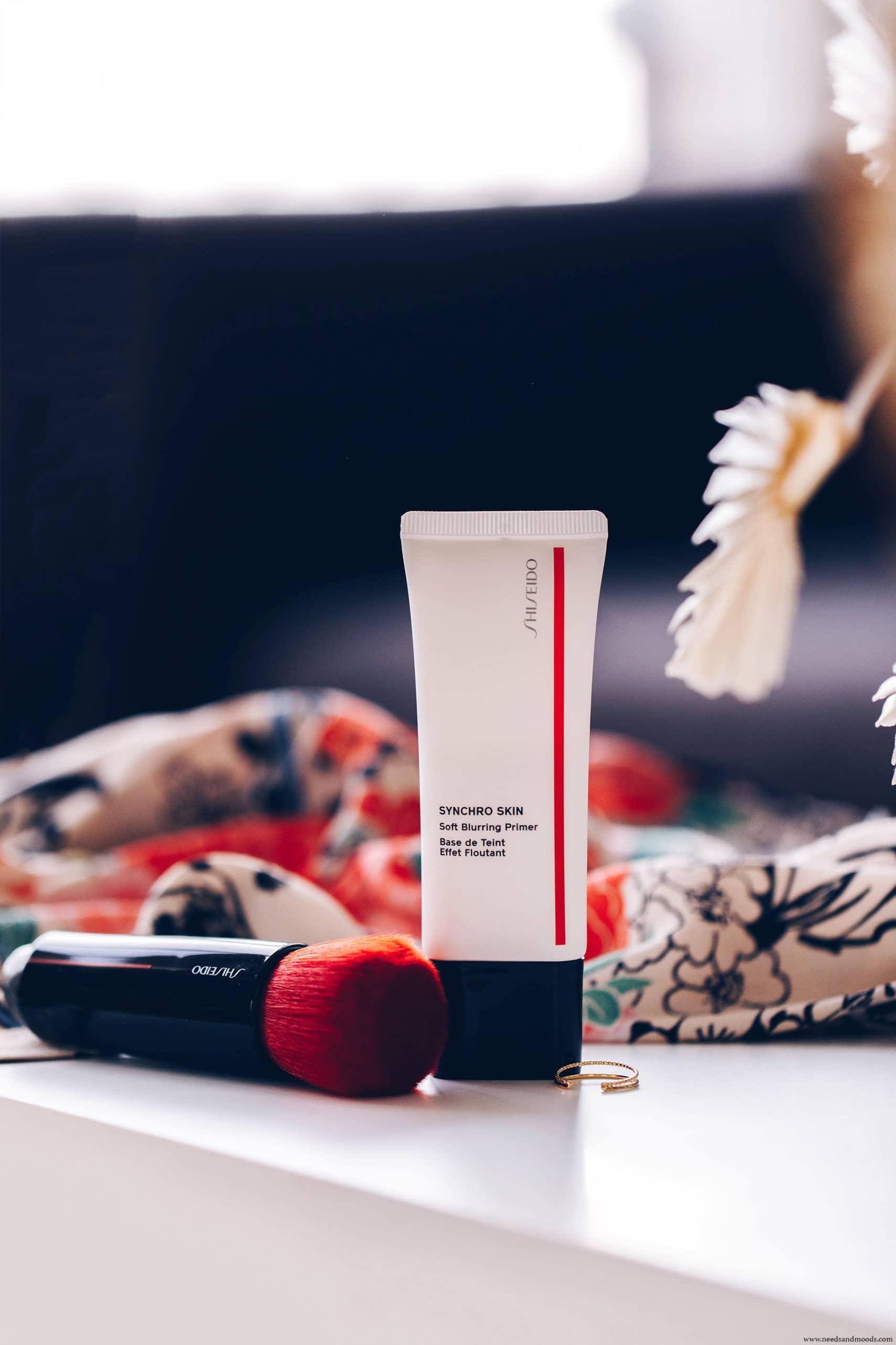 shiseido synchro skin soft burring primer