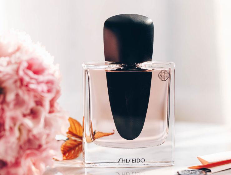 parfum ginza shiseido