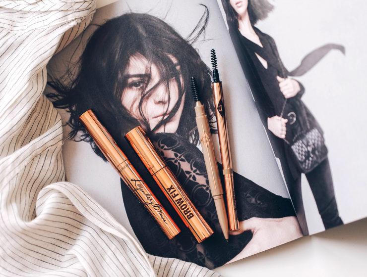 charlotte tilbury maquillage sourcils avis