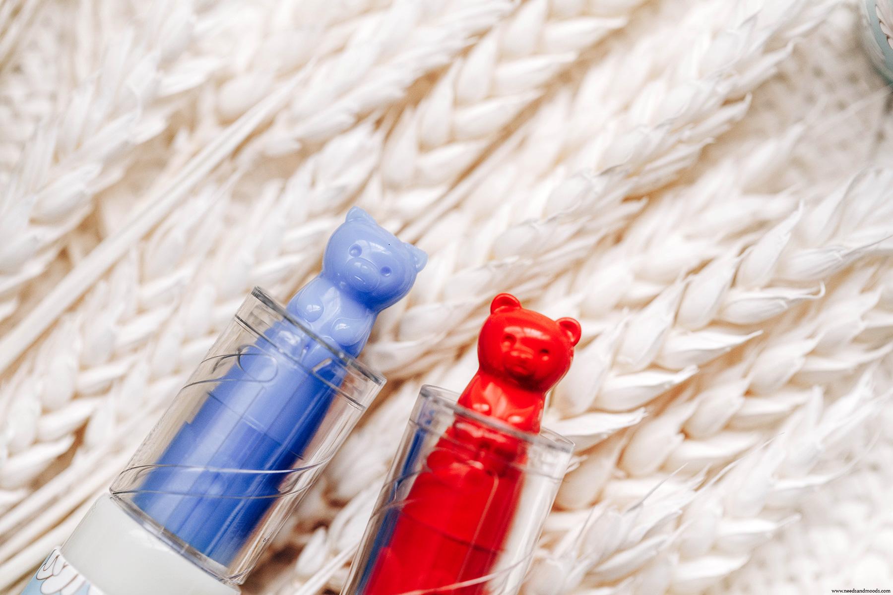 paul joe lipstick bear