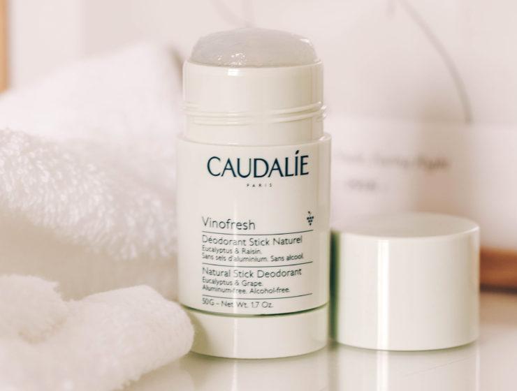 deodorant naturel vegan caudalie