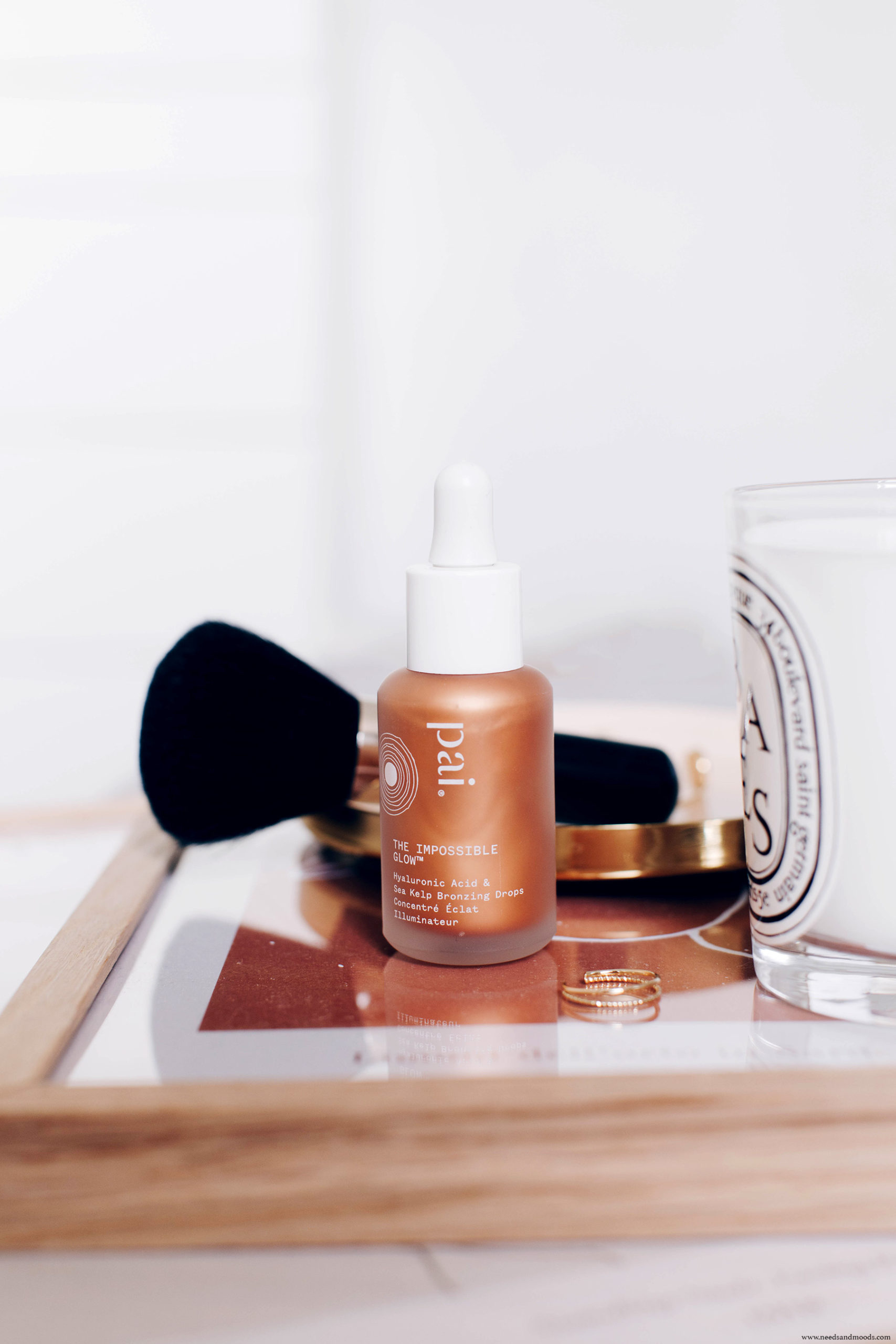pai skincare enlumineur the impossible glow