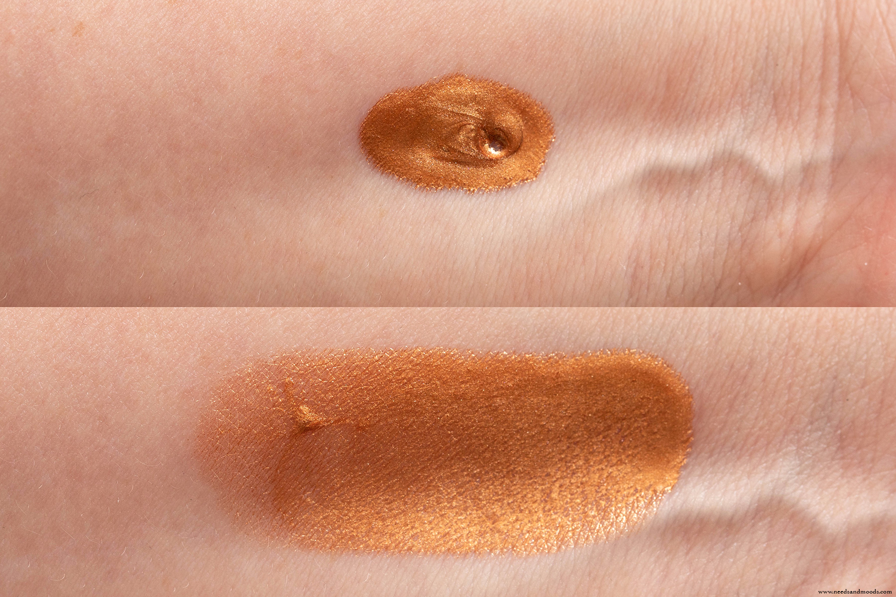 pai the impossible glow swatch