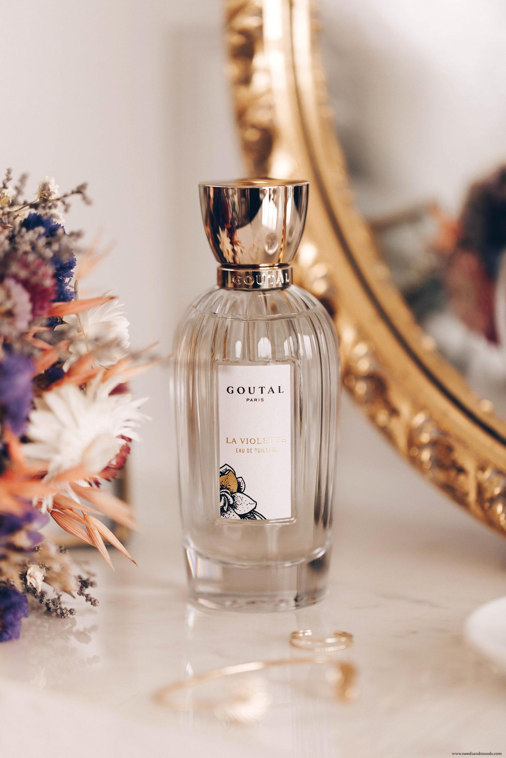 parfum femme violette