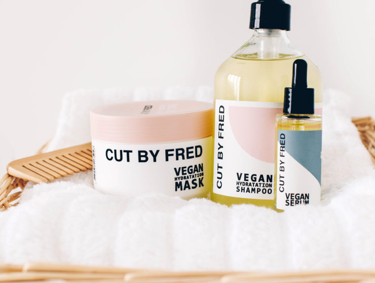 cut by fred soins cheveux vegan