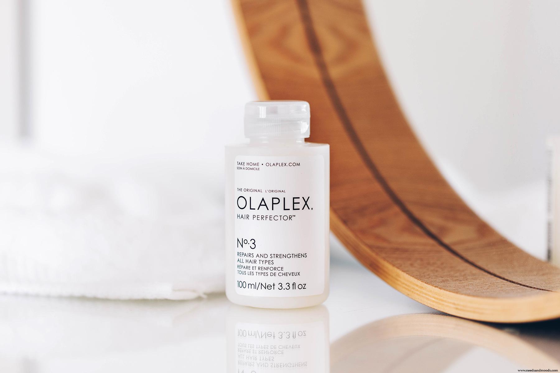 olaplex hair perfector 3 avis