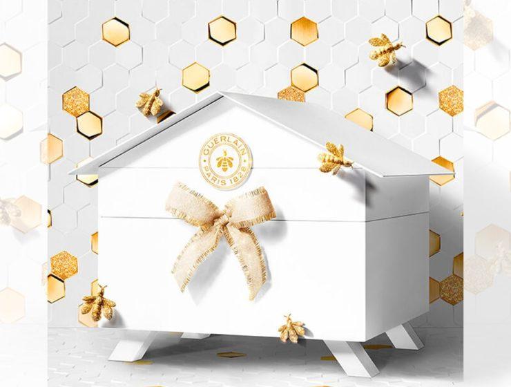 guerlain la ruche calendrier de lavent 2021