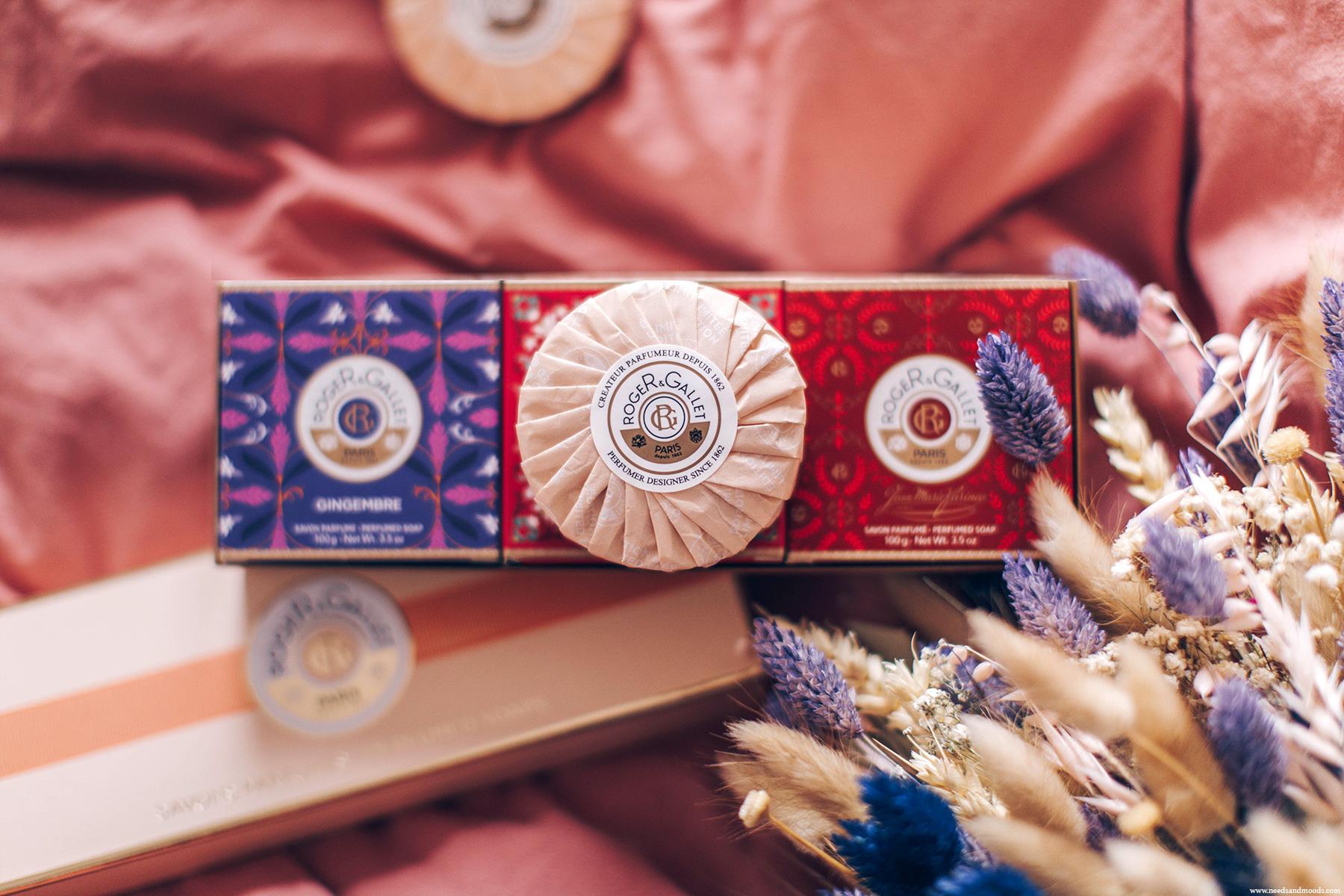 roger gallet savons parfumes vintage