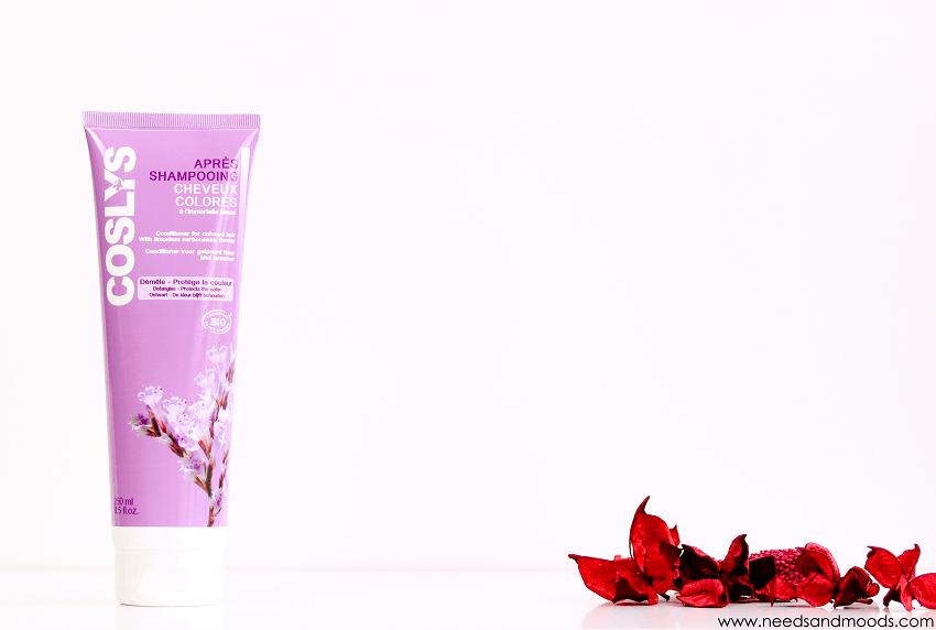 coslys apres shampoing cheveux colores