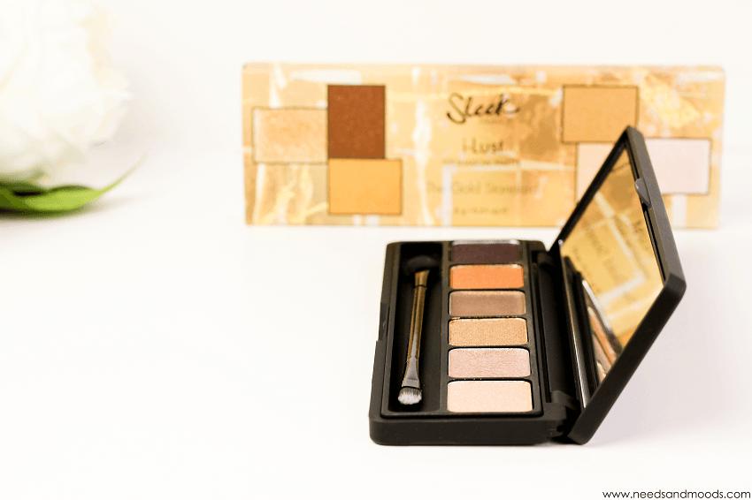 i-lust palette sleek makeup