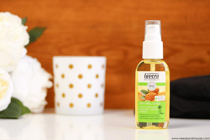 lavera huile capillaire