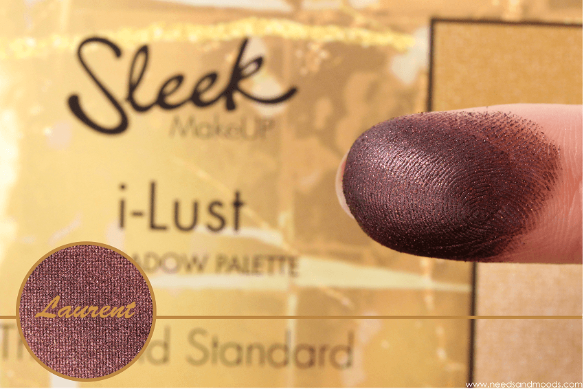 palette i-lust sleek makeup laurent