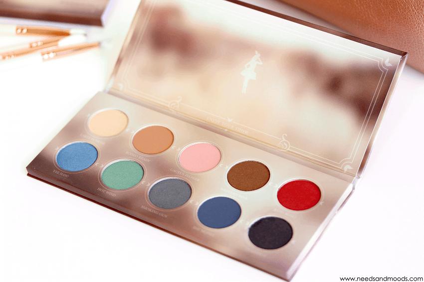 palette rodeo belle